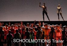 """Schoolmotions – das integrative Jugendtanzprojekt des Ballett Dortmund 2009/2010"" – video"