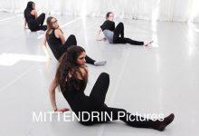 """""""Mittendrin – Zwischen den Welten"""" – rehearsal"""